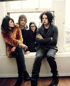Jack White & The Dead Weather Jack White, Meg White, Alison Mosshart, Much Music, Estilo Rock, The White Stripes, Judas Priest, Miles Davis, John Mayer
