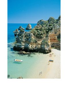 L'Algarve au Portugal