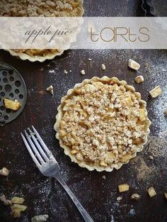 Apple Pie Tarts Recipe by Pure and Simple   Maypurr