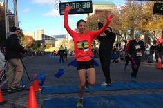 At 18, Alana Hadley Is Fastest U.S. Woman in New York City Marathon