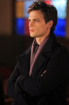 Matthew Gray Gubler  Great actor in Criminal Minds