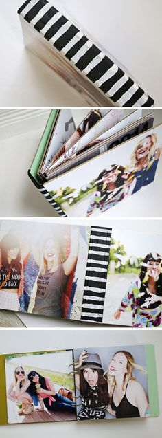 paso a paso de este álbum de fotos tan especial #ideas #tutorial #album
