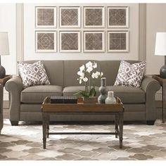 Maverick Sofa in Gray   Nebraska Furniture Mart. Idea for livingroom.