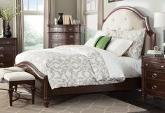 Coaster Sherwood Queen Bed Collection - 203611Q