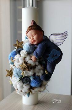 Anne Geddes, Diy Flowers, Paper Flowers, Flower Diy, Boy Christening, Unity Candle, Winter Hats, Crochet Hats, Easter