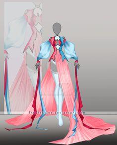CLOSED // Adoptable Outfit #17 LOWER PRICE by FreshToxinn.deviantart.com on @DeviantArt
