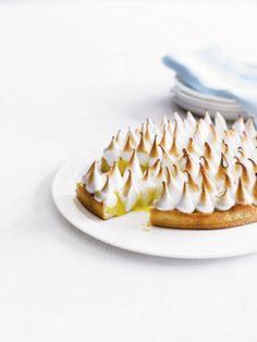Lemon meringue pie _ my all time favourite!