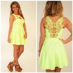 Love this dress maybe a little bit longer though