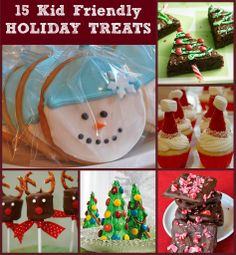 15 Kid Friendly Holiday Treats (Ordinary Inspirations for the everyday Wife, Mommy, & Homemaker)