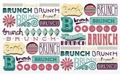 Let's Do Brunch by Owen Gildersleeve // Desktop Wallpaper #freebie