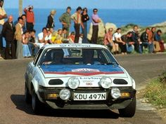 One of the first two works Triumph rally cars Porsche 911, Sport Cars, Race Cars, Peugeot, Rally Raid, Ford, Racing Team, Modified Cars, Car And Driver