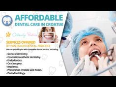 Dental Clinic in Zadar with Best Dentists in Croatia