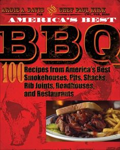 America's Best BBQ: 100 Recipes from America's Best Smokehouses, Pits, Shacks, Rib Joints, Roadhouses, and Restaurants * Read more reviews of the product by visiting the link on the image.