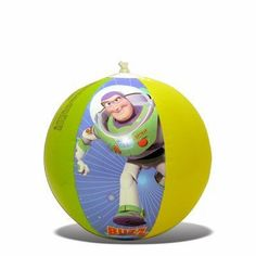 Toy Story Beach Ball by Gift Basket 4 Kids. $2.99. Include Woody and Buzz in you summer outdoors fun. This 16 inch Toy story beach ball adds great excitement to summer and encourages physical activity. Include it in your custom made gift basket or a use it as a party favor to add some more fun to your Toy Story theme birthday party.