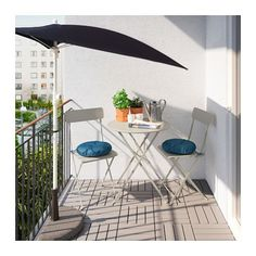 8 New and splendid IKEA items you need for your balcony