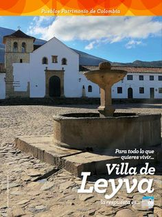 Colombia Tourism, Travel Around, Bella, Mansions, House Styles, Tattoos, Villa De Leyva, Forests, Destinations
