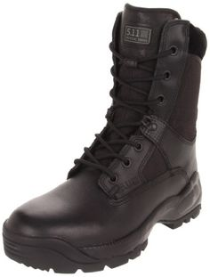"""5.11 Women's A.T.A.C. 8"""" Boot,Black,8.5 D(M) US >>> Check out the image by visiting the link."""