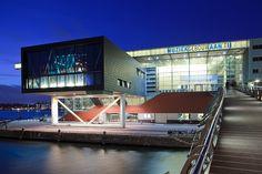 Muziekgebouw aan het ij _3XN Architects