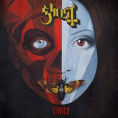 """METALSUCKS (POSTED BY VINCE NEILSTEIN) LISTEN TO THE NEW GHOST SONG """"CIRICE"""" RIGHT NOW!!! [SOME """"SILENCE OF THE LAMB"""" VIBES FROM THIS SINGLE COVER ♥]"""