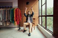 Suket Dhir Mens Wear Designer From Delhi to the World