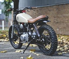 Auto-Fabrica T3 Yamaha SR250. Would do this with the SR4000 insted. Like this style the best!