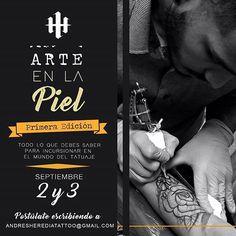L0 No todos son Artistas y no todos son tatuadores.  Este 2 y 3 de septiembre postulate para la primera Edicion en el estado Lara de #ArteEnLaPiel !  Todo lo que necesitas para incuraionar en el mundo del tatuaje.  Visita @herediatattoo ten mayor informacion.  #tatto #barquisimeto #lara #tatuaje #art #arte #body #skin #inkid #rosetta #latteart #tatooartis #blackwork latteart,barquisimeto,tatuaje,body,blackwork,tatto,art,arteenlapiel,lara,inkid,skin,arte,tatooartis,rosetta