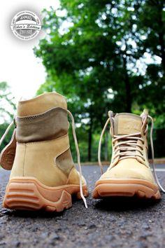 Ahmad boots - Indonesian Premium hand made - Depok Id - Indonesia