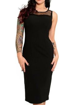 Cry Danger Dress by Lucky 13