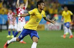 Brasil se recuperar de gol cedo, 1-1 com a Croácia no intervalo