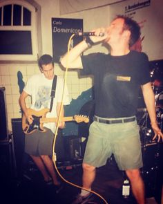 Gorilla Biscuits - hardcore band from New York