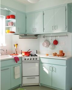 This will be my next kitchen. Quite cheerful.