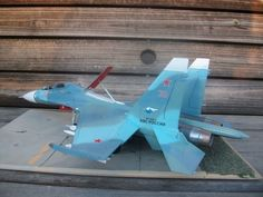 Sukhoi Su-30 M2 finished