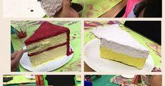 #Bigartday17 is tomorrow in Texas. We had a big art time making cakes and pie in 5th grade this past 9 weeks. It was fun, it was messy,...