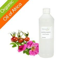 Escentia Rosehip Organic Oil Cold Pressed