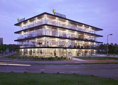 Sigmax Office | Sillicon Valley | Enschede, Netherlands | Architectenbureau Paul de Ruiter