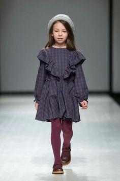 Pin by Jesica Colbyn on The cub Kids Fashion Wear, Young Girl Fashion, Winter Tights, Dress Winter, Tights Outfit, Business Fashion, Kids Wear, Instagram Fashion, Baby Dress