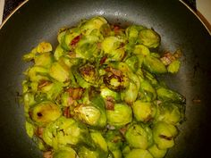 Bacon brussel sprouts Dukan Diet Recipe