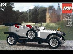 1909 Rolls-Royce Lego Nr. 395 by lego911,