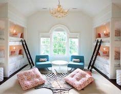 Quadruple Bunk Beds