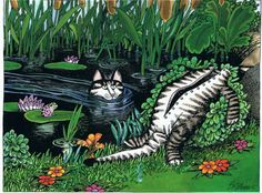 Kliban's Cats                                                                                                                                                                                 More