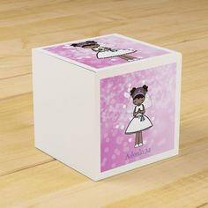 Personalised First Communion Day Favor Box - girl gifts special unique diy gift idea First Holy Communion, Cute Little Girls, Favor Boxes, Girl Gifts, Big Day, Holi, Toy Chest, Party Favors, Prayers