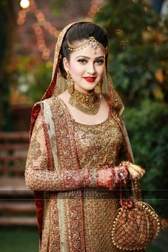 Bridal Gold Jewellery  Indian Brides