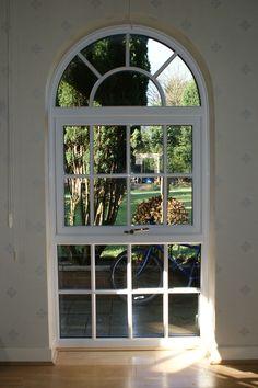 Floor and wall casement windows. http://www.finesse-windows.co.uk/casement_windows.php