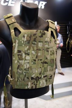 Blue Force Gear (BFG) PLATEminus - I'm still not a fan of the cut away molle grids but it's here to stay and gaining popularity.