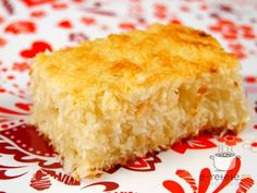 Prajitura cu cocos Cornbread, Ethnic Recipes, Desserts, Food, Home, Millet Bread, Tailgate Desserts, Deserts, Eten
