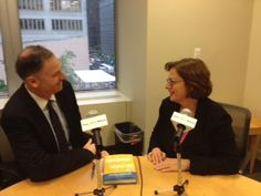 "Gail Goodman discussing ""Engagement Marketing"" with Robert Reiss of ""The CEO Show with Robert Reiss!"""