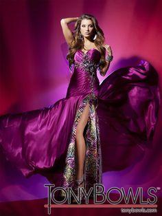 Tony Bowls Paris 112704 Tony Bowls 2012 Prom Dresses