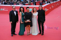 These daughters of mine sul red carpet al Festival del Cinema di Roma