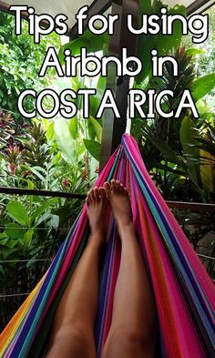 Tips and advice about using Airbnb in Costa Rica including our personal experiences. Information about finding the right Airbnb for your trip.