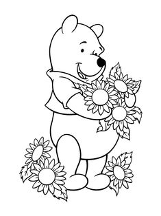 free winnie the pooh coloring page winnie the pooh coloring pages 116 printable coloring page - Winnie The Pooh Coloring Book
